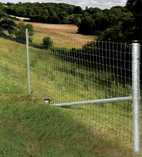 Hampton Metal Strainer Post Systems